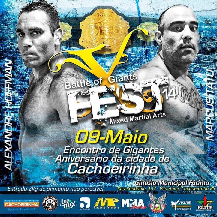 Divulgação - X-Fest MMA (1)